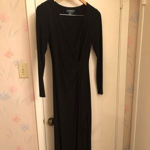 Ralph Lauren long sleeve Gown